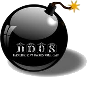 DDOS-MASCULINEHAWK